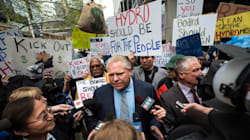 Ford Says He Doesn't Condone 'Lock Her Up' Chant About