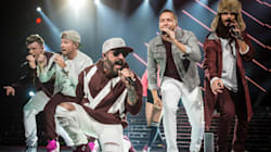 The Backstreet Boys Are Back With Their Own Tequila