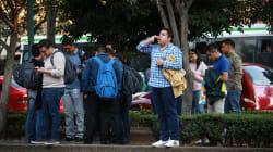 389 réplicas tras el sismo de magnitud 7.2 que reavivó el temor en