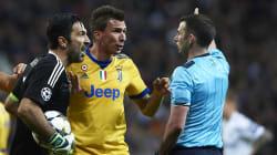 L'arbitre de Real Madrid-Juventus sous protection