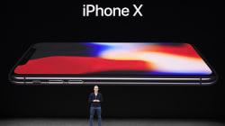 Apple dévoile l'iPhone X avec un écran sur toute sa