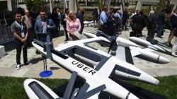 Uber lève un coin du voile sur ses futurs taxis