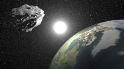 Un gros astéroïde va «frôler» la