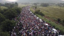La seule solution de Trump pour la caravane de migrants?