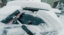 Une tempête de neige balaiera le Québec