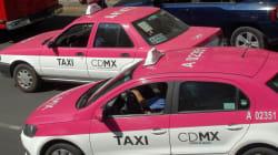 La CDMX está 'transformando' a los taxis en