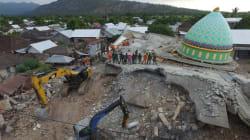 Le bilan du séisme en Indonésie grimpe à 347