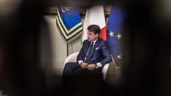 Giuseppe Conte, il presidente del