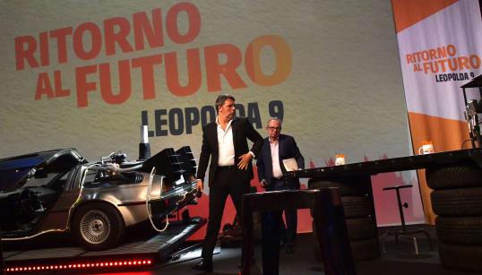 RITORNO A RENZI - Leopolda stracolma, congresso appeso alle agenzie di rating. Tra Davide Serra e Paolo Bonolis torna il torm...