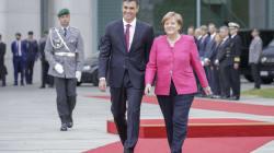 Sánchez se reunirá con Merkel en Doñana el próximo fin de