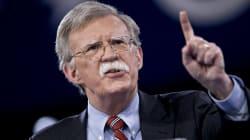 I veri piani di John Bolton,