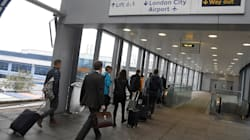 WW2 Bomb Found In Thames, London City Airport