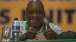 Zuma Not Going Anywhere Just