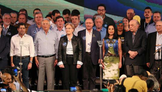 Apoio a Bolsonaro divide PSDB e deve se limitar à agenda