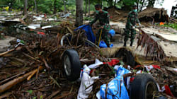 En Indonésie, le bilan du tsunami s'alourdit à 429