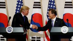 ¡No teman por su vecino! Trump anuncia venta de armas a Seúl por