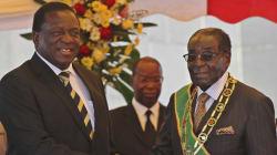 Zim May Be Headed For aMnangagwa Victory In Next