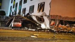 Taïwan: un séisme renverse des immeubles et fait au moins six