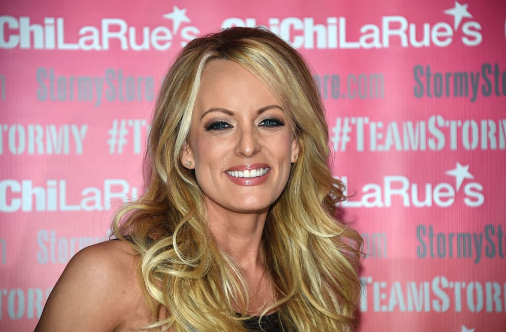 Big Brother Tv Show Porn - Stormy Daniels reportedly storms out of U.K. 'Big Brother ...