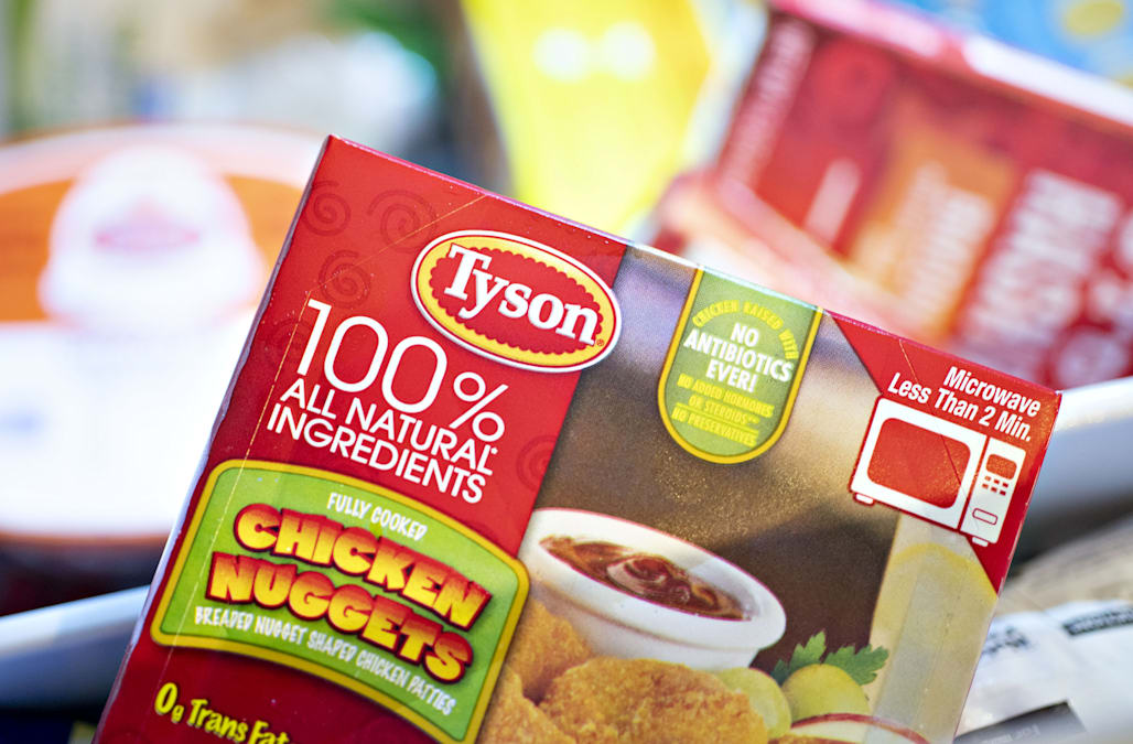 Tyson Recalls Chicken Nuggets Contaminated With Plastic Aol News