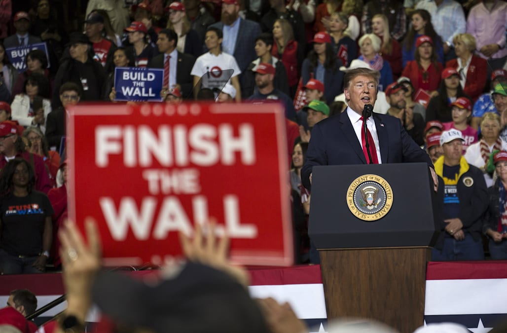 Budget Deal Allows Far Less Money Than Donald Trump Wanted For Wall