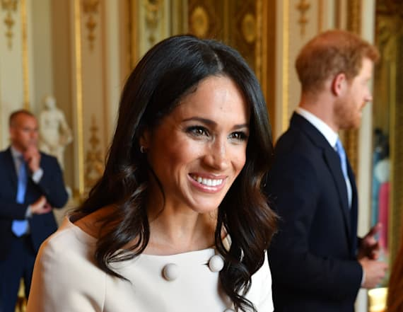 Meghan banned from eating *this* while traveling