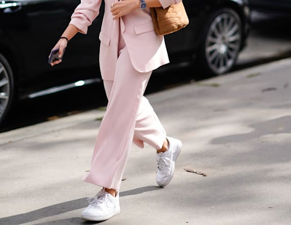 12 pretty pink sneakers from Nordstrom we're eyeing