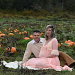 Creative Canadian Couple Recreate Classic Movie Scene In Maternity