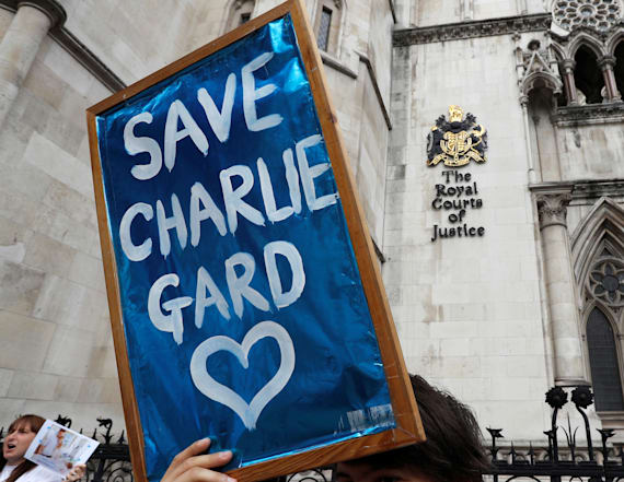 Charlie Gard's hospital receives death threats