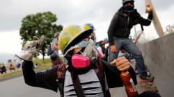 Enfrentamientos entre policías y delincuentes en Venezuela deja cinco