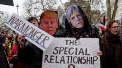 Después de tanto hacerse rogar, Trump visitará Reino Unido para reunirse con Theresa