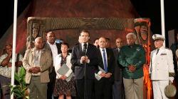 En Nouvelle-Calédonie, Macron se risque à aller à Ouvéa (mais pas dans la
