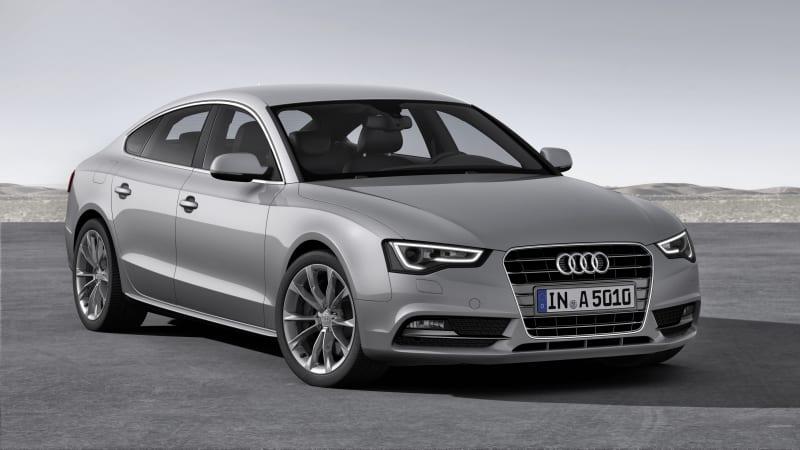 Audi Prepping A5 Sportback For Us Market Autoblog