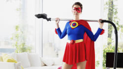 My Super-Clean House Isn't Brushing Feminism Under The