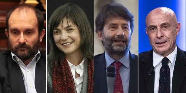 Elezioni: Minniti, Franceschini, Pinotti e Fedeli attendono rientro proporzionale