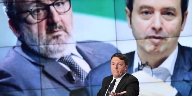 """Renzi """"chiama"""" Orlando e Emiliano nel gruppo ristretto della Conferenza programmatica Pd"""