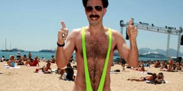 Sacha Baron Cohen propose de payer les amendes de touristes arrêtés pour avoir porté son maillot de bain
