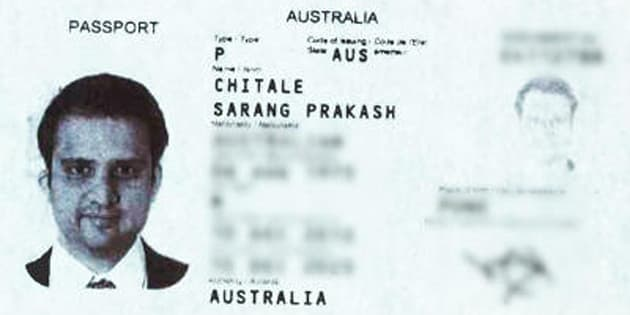 Acharya is accused of stealing a doctor's name and medical qualifications while in India.