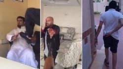 Il principe saudita si filma mentre tortura un uomo e beve whisky. Re Salman non lo