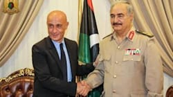 Minniti incontra Haftar a