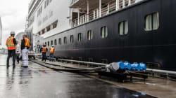 Port de Montréal: un réseau d'alimentation électrique pour réduire la pollution des