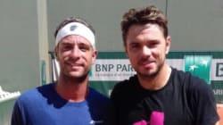 Avant d'affronter Nadal, pourquoi Wawrinka s'est entraîné avec cet