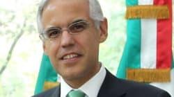Bienvenido al Reino Unido embajador Julián