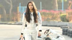 Mira Erda Becomes First Indian Female Driver To Race In Euro JK