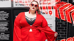 Cette mannequin grande taille dénonce une publicité pour des sucettes