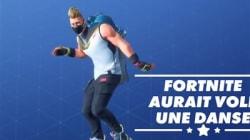 Le jeu Fortnite poursuivi pour vol de pas de
