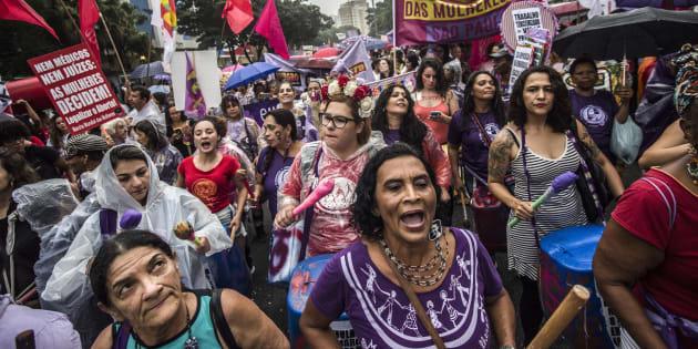 Fátima Bezerra (PT) é a única mulher que passou para o segundo turno na disputa pelos governos estaduais.