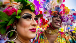 Brazil Celebrates One Of The World's Largest Gay Pride