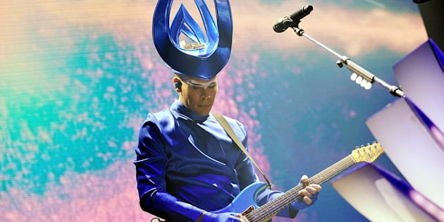 Empire of the Sun are one of the big names on the Coachella lineup.