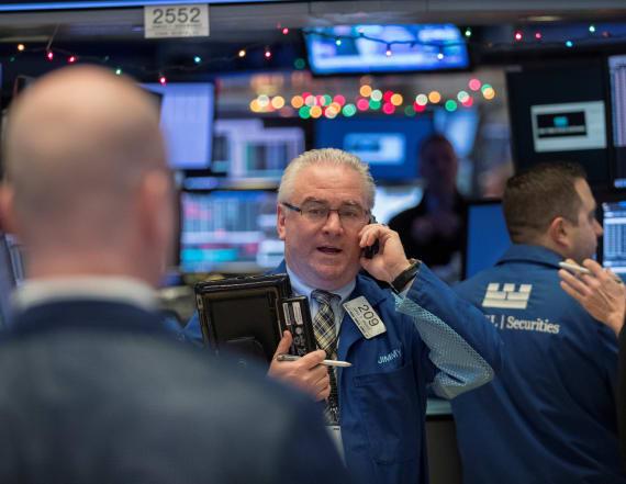 Dow rallies amid optimism surrounding trade talks